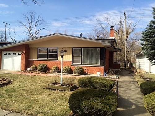 136 Sherry, Chicago Heights, IL 60411