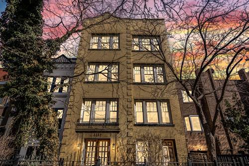 2237 N Clifton, Chicago, IL 60614 Lincoln Park