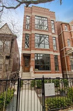 2671 N Orchard Unit 201, Chicago, IL 60614 Lincoln Park