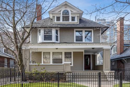 713 W Hutchinson, Chicago, IL 60613 Uptown