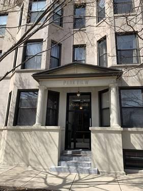1608 N Whipple Unit 2, Chicago, IL 60647 Logan Square