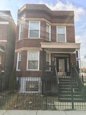 5528 S Ada, Chicago, IL 60636 Englewood