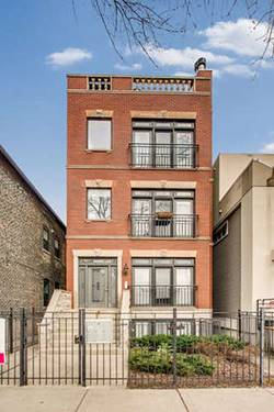 1051 N Winchester Unit 3, Chicago, IL 60622 East Village