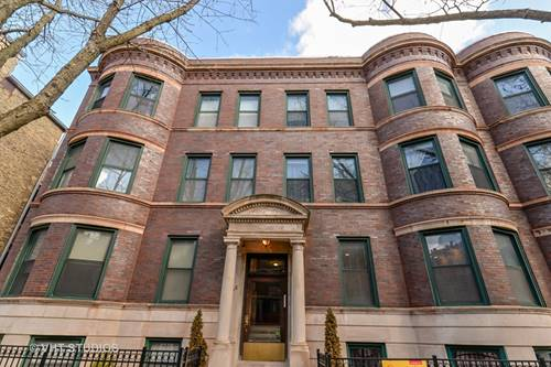 846 W Bradley Unit 1, Chicago, IL 60613 Lakeview