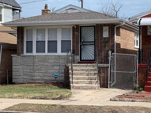 6937 S King, Chicago, IL 60637 Park Manor