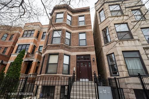 1312 N Claremont, Chicago, IL 60622 Wicker Park
