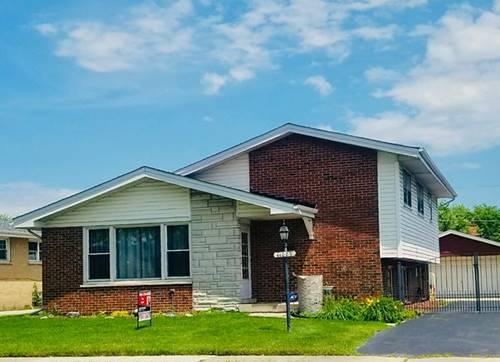 11009 S Kilbourn, Oak Lawn, IL 60453