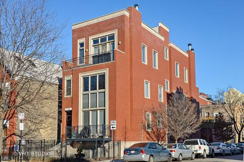 1101 N Hermitage Unit 1R, Chicago, IL 60622 East Village