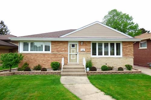 1630 Sunnyside, Westchester, IL 60154