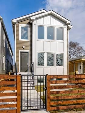 3537 N Kostner, Chicago, IL 60641 Kilbourn Park
