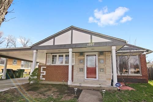 1507 S Cumberland, Park Ridge, IL 60068