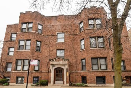 3706 N Lakewood Unit 3, Chicago, IL 60613 Lakeview