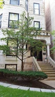 511 W Barry Unit 3, Chicago, IL 60657 Lakeview