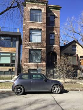 2524 W Thomas Unit 3, Chicago, IL 60622 Humboldt Park