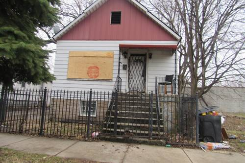 5600 S Perry, Chicago, IL 60621 Englewood