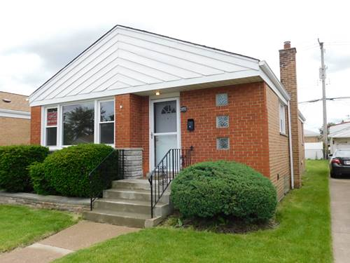 3773 W Hayford, Chicago, IL 60652 Ashburn