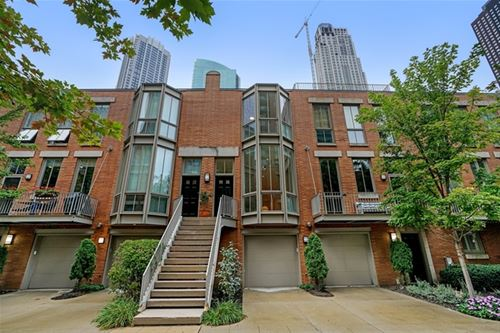 408 E North Water Unit D, Chicago, IL 60611 Streeterville