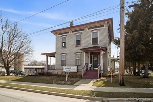 335 W Lincoln, Hinckley, IL 60520