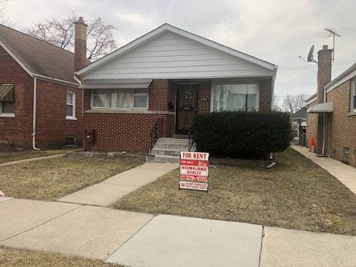 3704 N Oconto, Chicago, IL 60634 Belmont Heights