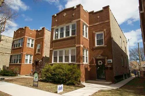 3939 N Christiana Unit 2, Chicago, IL 60618 Irving Park
