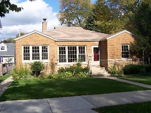 6705 N Ionia, Chicago, IL 60646 Edgebrook