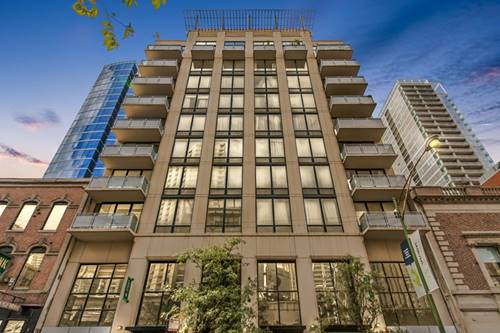 744 N Clark Unit 802, Chicago, IL 60654 River North