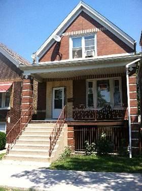 4621 S St Louis, Chicago, IL 60632 Brighton Park
