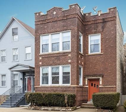 1628 W Berwyn Unit 1, Chicago, IL 60640 Andersonville
