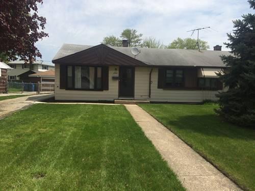 8781 S Kolmar, Hometown, IL 60456