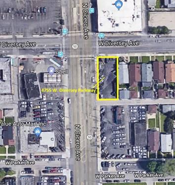 4755 W Diversey, Chicago, IL 60639 Belmont Gardens