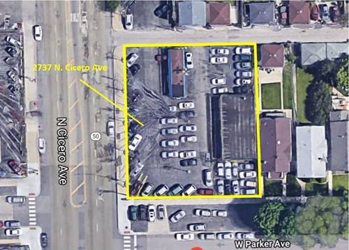 2737 N Cicero, Chicago, IL 60639 Belmont Gardens