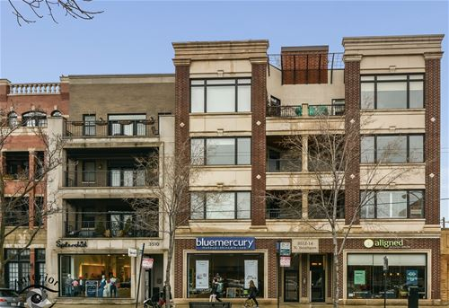 3512 N Southport Unit 2N, Chicago, IL 60657 West Lakeview