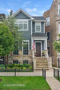 2225 W School, Chicago, IL 60618 Roscoe Village
