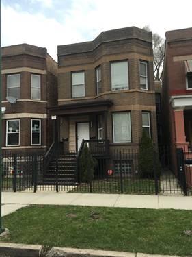 5711 S Ada, Chicago, IL 60636