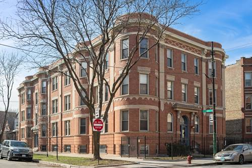 2734 N Kimball Unit 2, Chicago, IL 60647