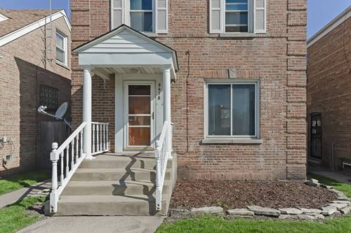 6618 W Foster, Chicago, IL 60656 Norwood Park