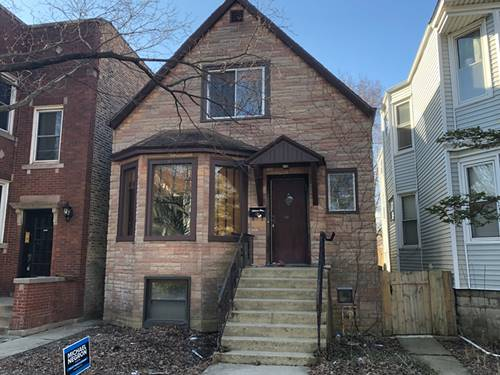 2453 W Belle Plaine, Chicago, IL 60618 Northcenter