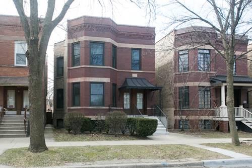 3706 N Leavitt Unit 2, Chicago, IL 60618 Northcenter