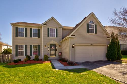 2010 Kingsbury Estates, Plainfield, IL 60586