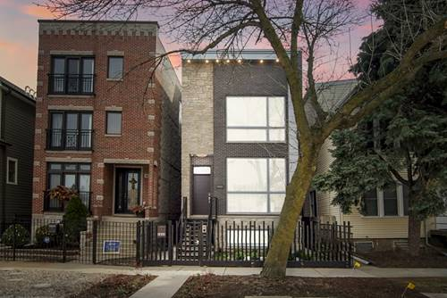 1633 W Wolfram, Chicago, IL 60657 Lakeview