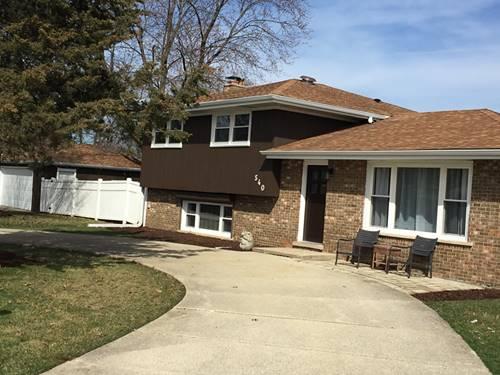 540 N Oaklawn, Elmhurst, IL 60126