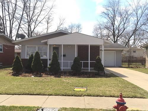 840 W Strieff, Glenwood, IL 60425