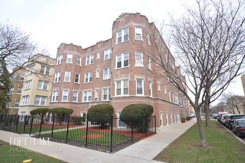 3452 W Ainslie Unit 3, Chicago, IL 60625 Albany Park