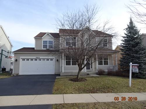 2831 Sweet Clover, Wauconda, IL 60084