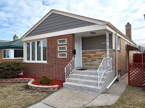 7717 S Christiana, Chicago, IL 60652 Ashburn
