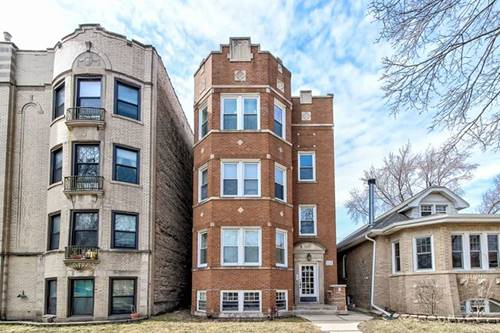 6208 N Rockwell, Chicago, IL 60659 West Ridge