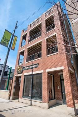 1448 W Belmont Unit 3, Chicago, IL 60657 West Lakeview