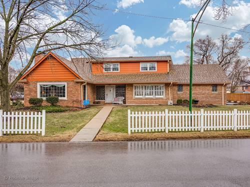 11630 S Oakley, Chicago, IL 60643 Morgan Park
