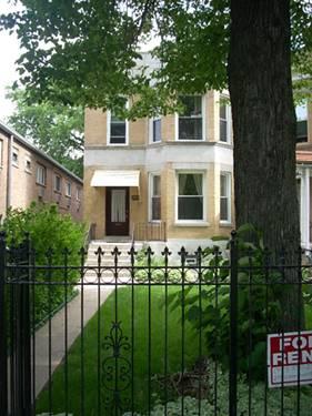 2752 W Logan Unit 2, Chicago, IL 60647 Logan Square