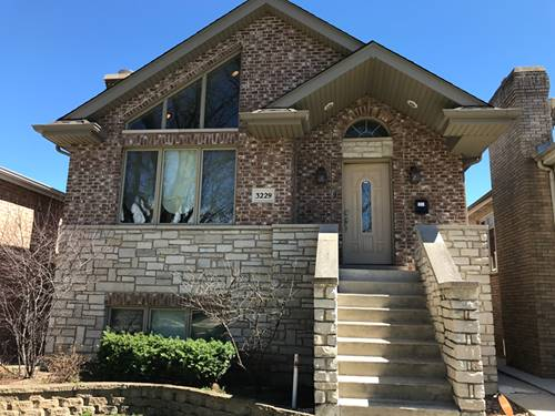 3229 N Osage, Chicago, IL 60634 Belmont Heights